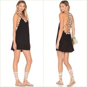 Pitusa | Pom Pom Mini Dress